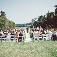 Coupeville wa wedding