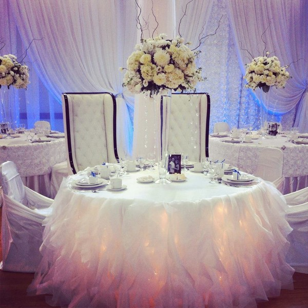 1380595503590 Head Table Leather Chairs Courtice wedding rental