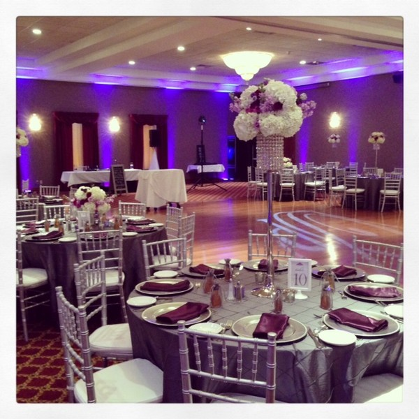 1380595596690 Chiavari Silver Chair At Venue Courtice wedding rental