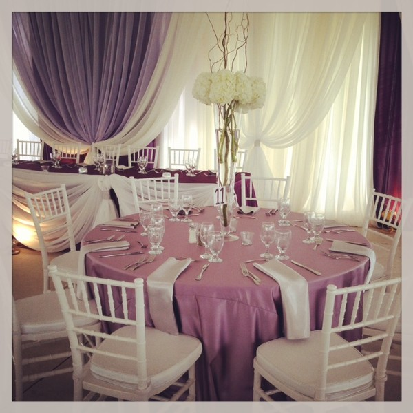 1380595862408 Chiavari White Chair At Venue Courtice wedding rental