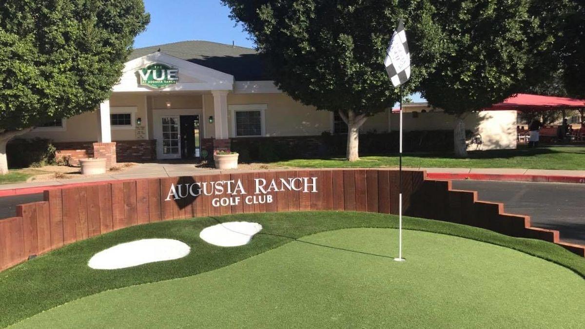 Augusta Ranch Golf Club Venue Mesa Az Weddingwire