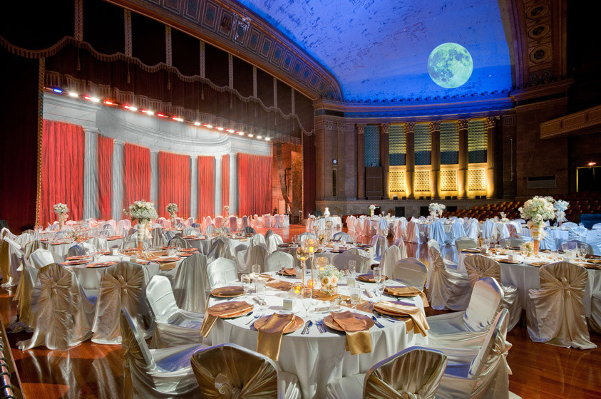 Scottish Rite Theatre Amp Grand Ballroom Venue San