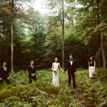 220x220 sq 1487358506196 kelly david upstate catskills barn wedding couple