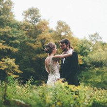 220x220 sq 1487358525463 kelly david upstate catskills barn wedding couple