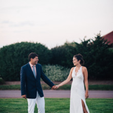 220x220 sq 1487361312317 maggie eric cape cod country club wedding couple o