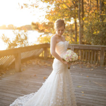 220x220 sq 1421456316410 oak grove lake park chesapeake bridal portraits38