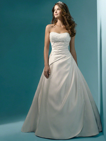 1383080146078 Alfred Angelo Dress Style 1136 Fron Parkville wedding dress