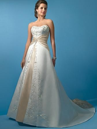 1383080148965 Alfred Angelo Dress Style 1146 Fron Parkville wedding dress