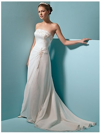 1383080167225 Alfred Angelo Dress Style 1620 Fron Parkville wedding dress