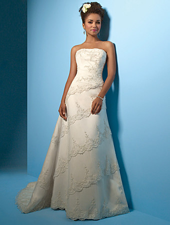 1383080195953 Alfred Angelo Dress Style 2001 Fron Parkville wedding dress