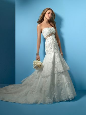 1383080213669 Alfred Angelo Dress Style 2020 Fron Parkville wedding dress