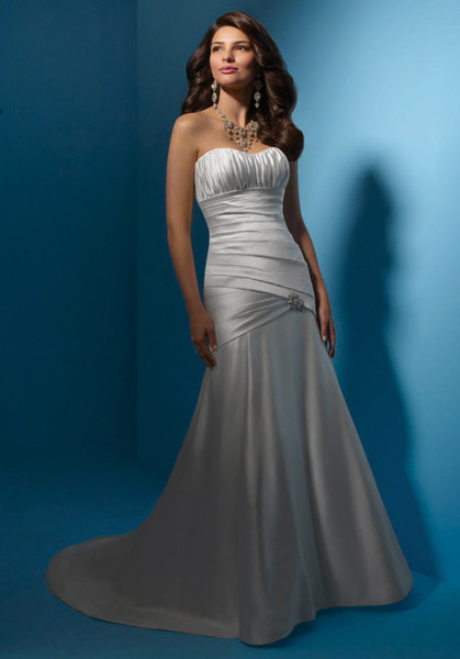 1383080239817 Alfred Angelo Dress Style 2047 Fron Parkville wedding dress