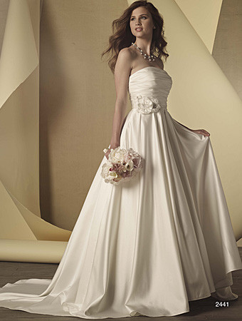 1401246502293 Alfredangelo244122w Parkville wedding dress