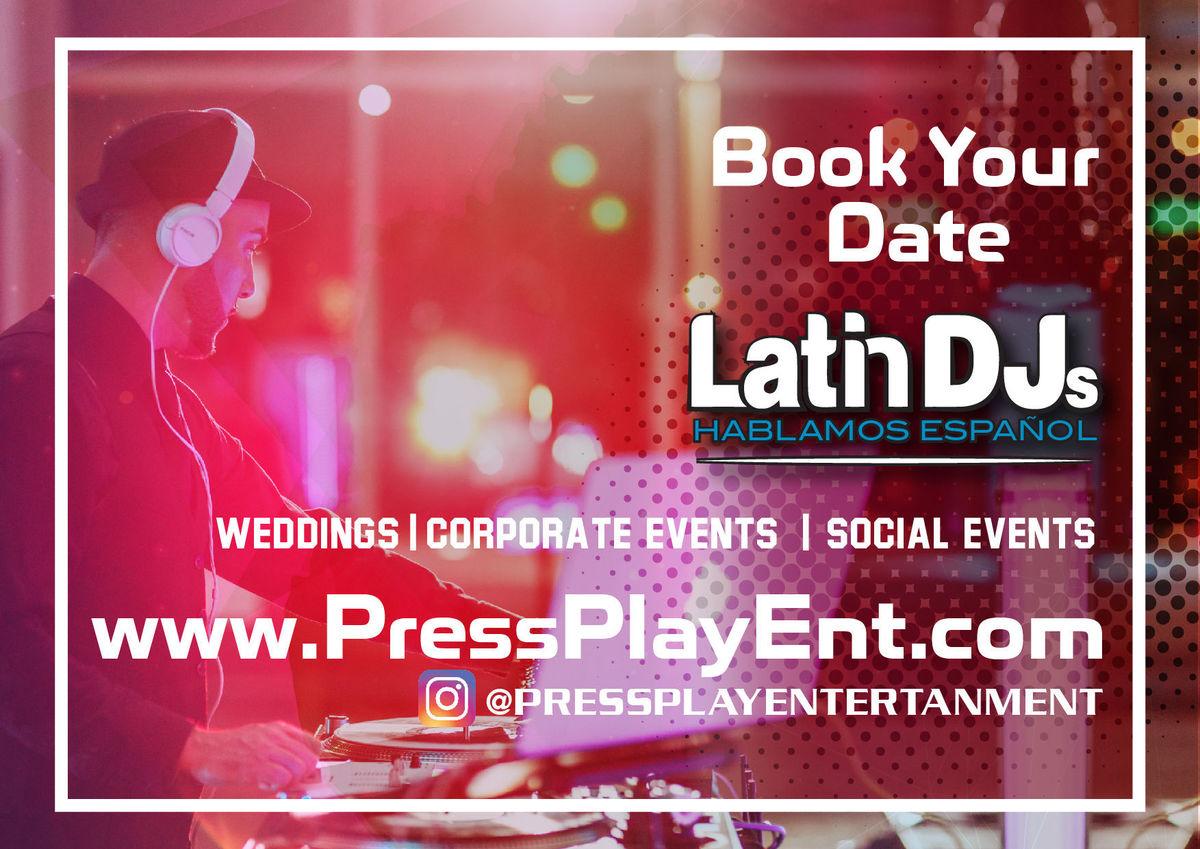 Press Play Entertainment - DJ - Orlando, FL - WeddingWire