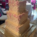 130x130 sq 1382710176299 chris and jennies wedding cake