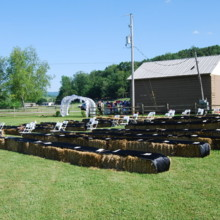 Gillbrook Farms Venue Warriors Mark Pa Weddingwire