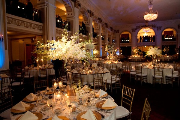 Ballroom At The Ben Finley Catering Philadelphia Pa
