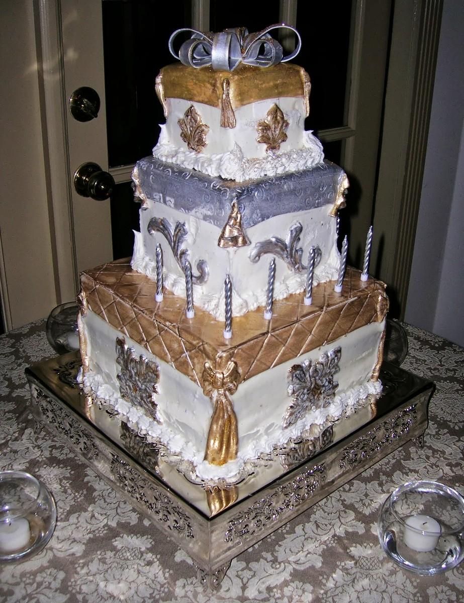 Weddingwire Custom Cake Design : Custom Cakes By Sharon - Wedding Cake - Sanford, FL ...
