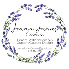 Joann James Bridal Alterations & Couture Design