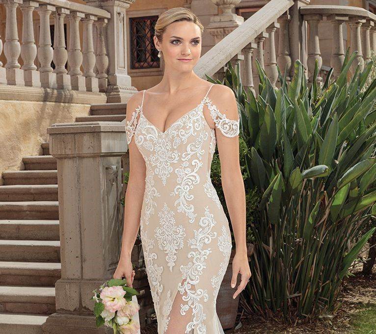 Vistoso charlotte york wedding dress elaboracion ideas for Orlando wedding dress outlet