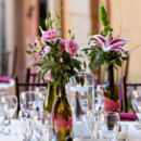 Venue: Villa Del Sol D'Oro  Floral Designer: City of Commerce Flowers