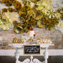 Cake: Publix Bakery  Event Planner: Jessica Parks Rourke of Parkside Wedding Studio  Reception Venue: 701 Whaley