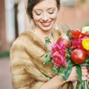 <p> Floral Designer: Fern Studio Floral and Event Design</p>  <p> Event Planner: Jessica Parks Rourke of Parkside Wedding Studio</p>  <p> Reception Venue: 701 Whaley</p>  <p>  </p>  <p>  </p>