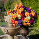 Venue: The Lodge at Sonoma Floral Designer: Wine Country Flowers