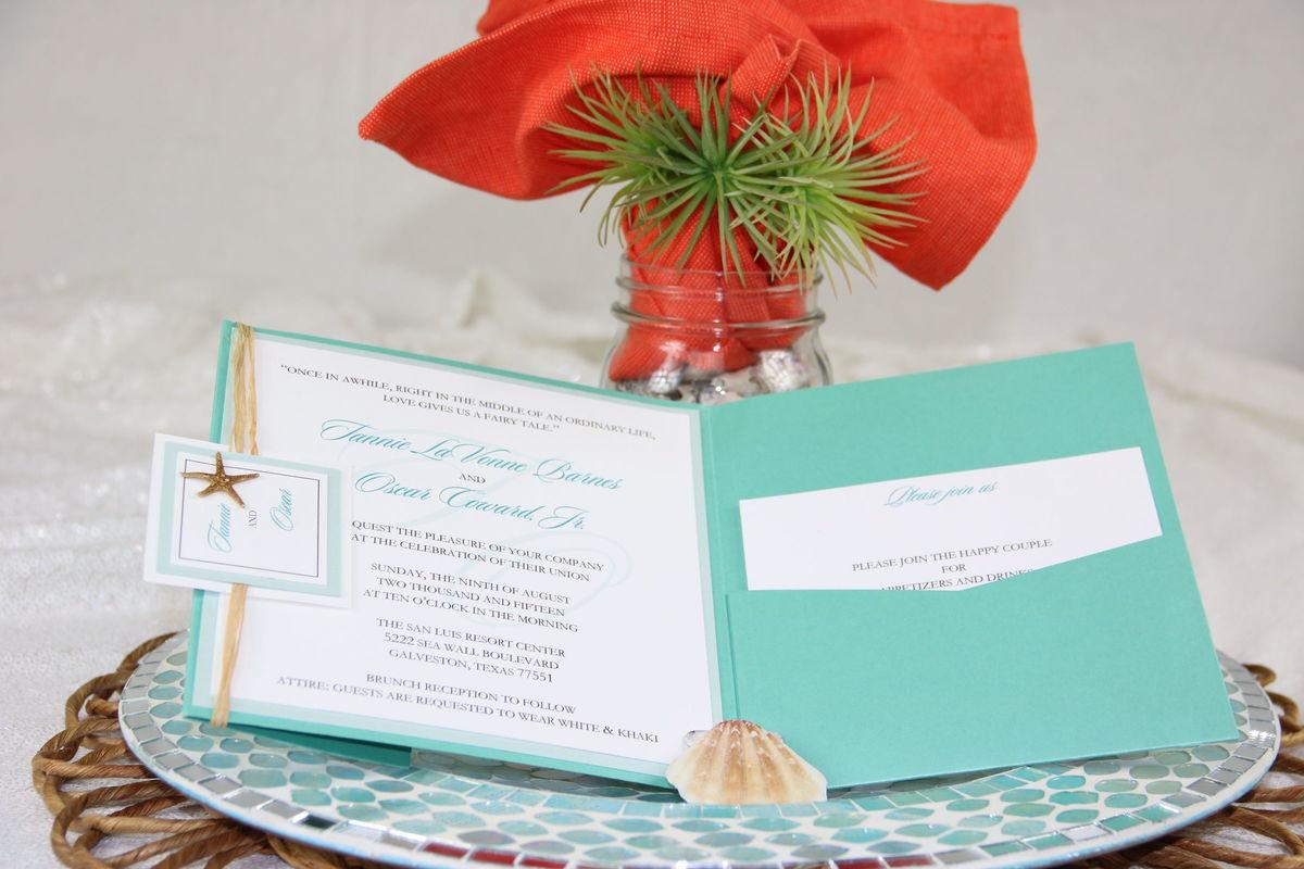 Elegant Statement - Invitations - Houston, TX - WeddingWire