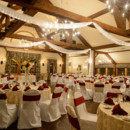 130x130 sq 1458321034828 paige hall burgundy sashes2