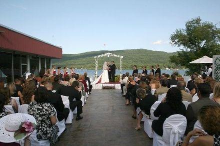 Schroon lake ny wedding