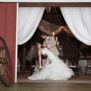 130x130 sq 1476203321514 barn door entrance with bride and groom