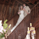 130x130 sq 1476203362530 blond bride and groom on stairs