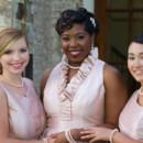 130x130 sq 1455844284230 18 pink 3 bridesmaids c44img6349