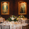 96x96 sq 1419094632606 dark wood green and cream reception decor 600x399