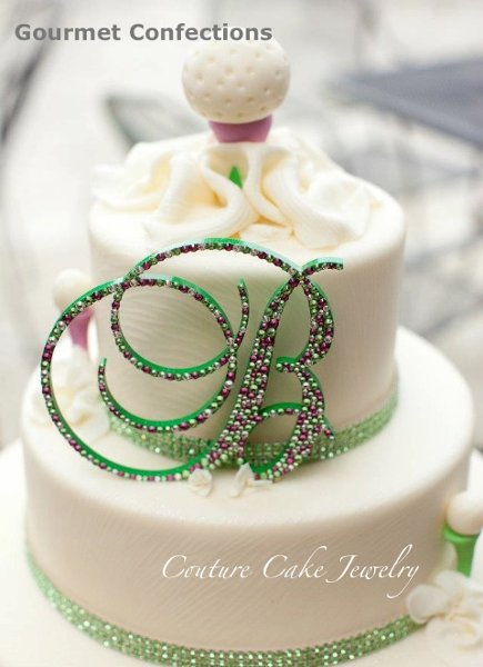 photo 95 of Couture Cake Jewelry