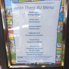 220x220 sq 1489091102475 baby shower menu