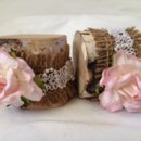 Such a soft pink beautiful place card holder. A beautiful bridal look. Perfect for a rustic barn wedding. They are so pretty on the table and they do a fantastic job bringing out the flower colors in your centerpiece. This listing is for a set of 10 natural birch wood place card holders for $35.00 Each birch wood holder is embellished with a 2 inch soft pink rose with burlap and pearl lace ribbon. They are a beautiful compliment to the decorations on your tables. They are 2 inches tall, and approximately 2 - 2 1/2 inches wide. Each holder has a 3/8 inch slot on the top which holds the place card nicely. Use these at weddings, rehearsal dinners, baby showers, and really any party event that you want some additional sparkle to your table. if you don't see what you are looking for, just send us a message and we are happy to create that special look for you. Keep it rustic chic! Tutti Rose Designs Be sure to visit www.etsy.com/shop/tuttirosedesigns