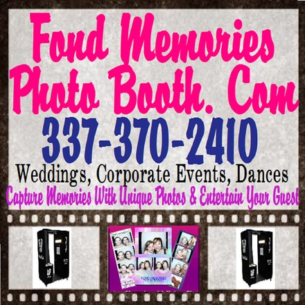 Fond Memories Photo Booth