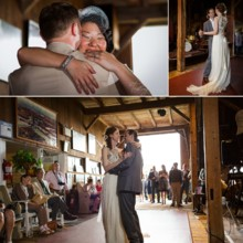 220x220 sq 1491084636979 golden lamb buttery wedding barn ct wedding photog
