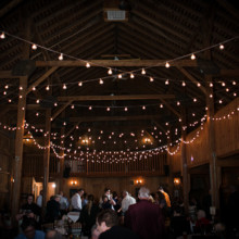 220x220 sq 1491084796814 lights globe patio barns connecticut wedding photo
