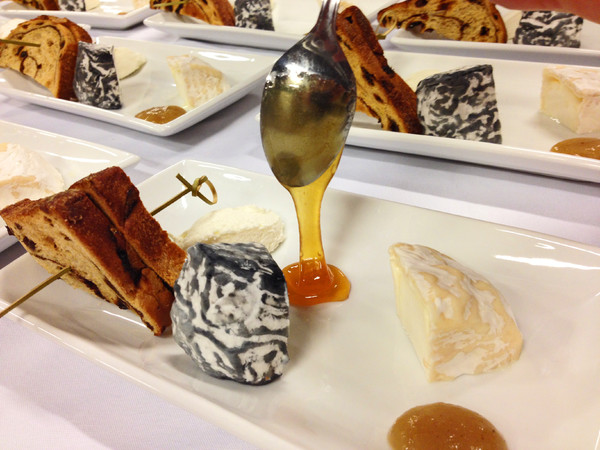 1388258275038 Cheese And Honey Plat Bluemont wedding catering