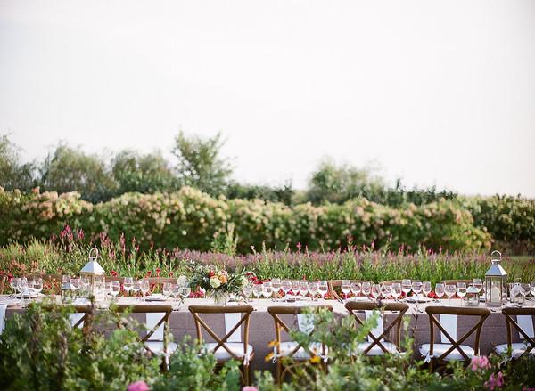 1443633996272 Fieldtovasedinnerkristenlynnephotography 72 Bluemont wedding catering
