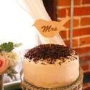 Venue:Carondelet House Cake: Coco Bianca