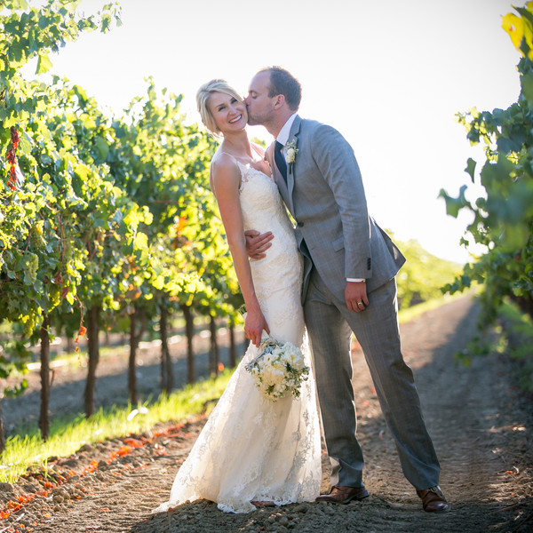 Venue: Wilson Vineyards DJ: Golden Bay DJ Floral Designer: Bloom Flowers Caterer: Ludy's BBQ
