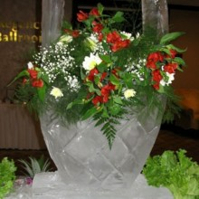 220x220 sq 1425668705467 ice floral basket