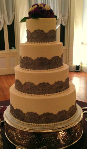 the cake hag atlanta ga wedding cake. Black Bedroom Furniture Sets. Home Design Ideas