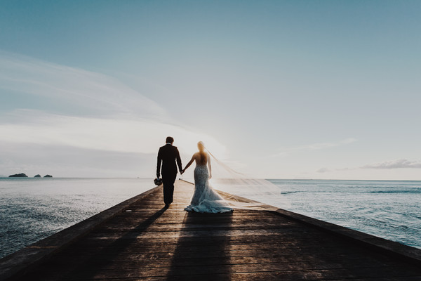 600x600 1513627215054 bride and groom on dock