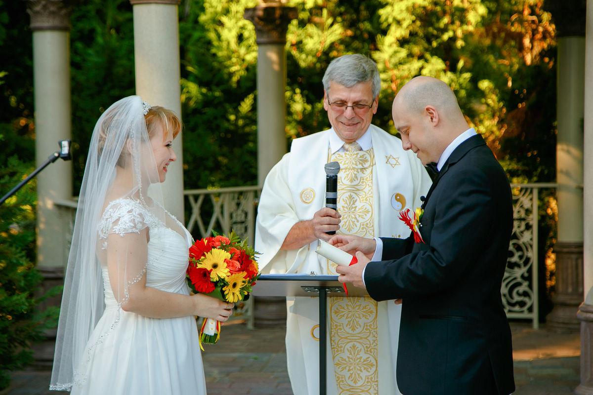 Rev Anthony Di Bartolo Interfaith Minister Reviews