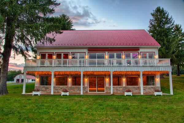 Caboose Farm - Sabillasville, MD Wedding Venue